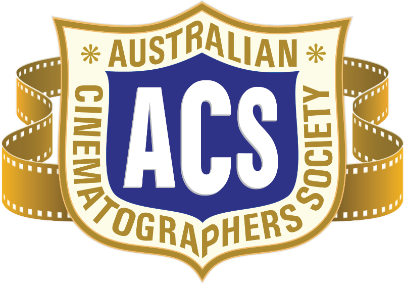 Australian cinematographer society logo
