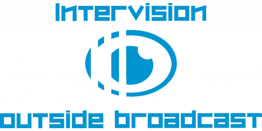 Intervision Outside Broadcast sponsor logo