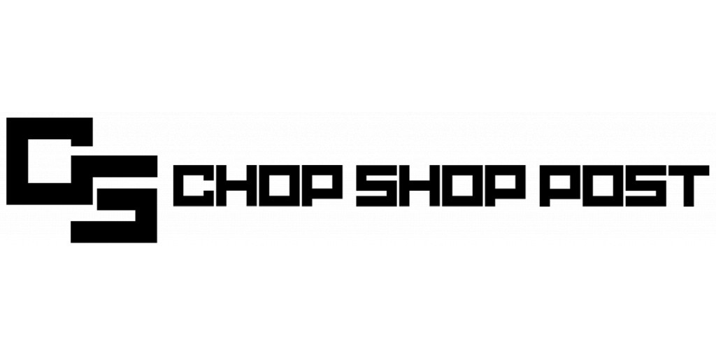 Chop Shop Post sponsor logo