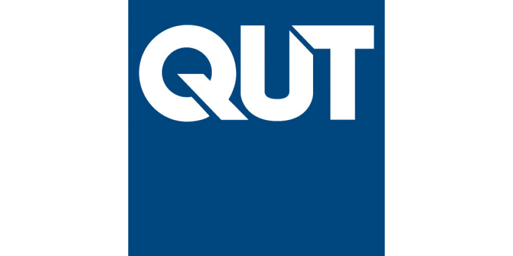Queensland University of Technology sponsor logo