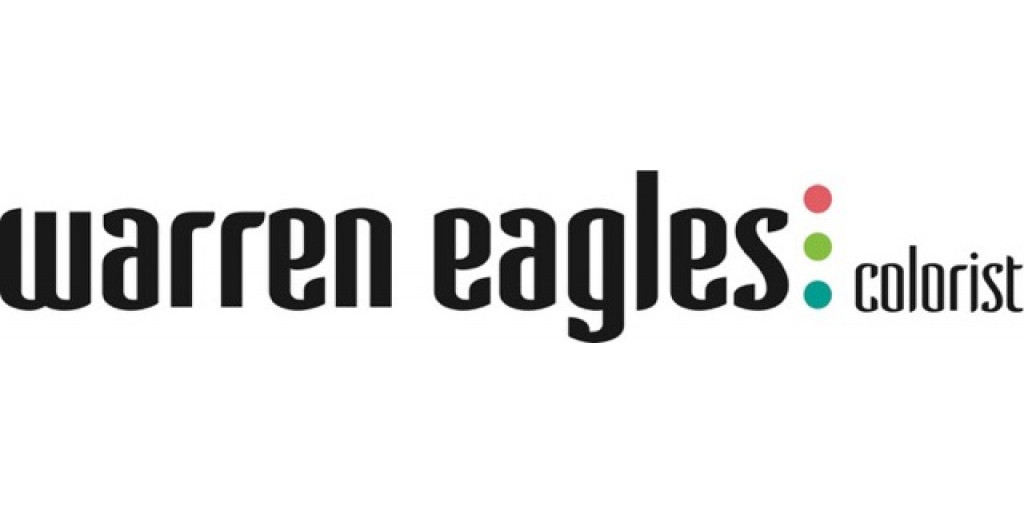 Warren Eagles Colorist sponsor logo