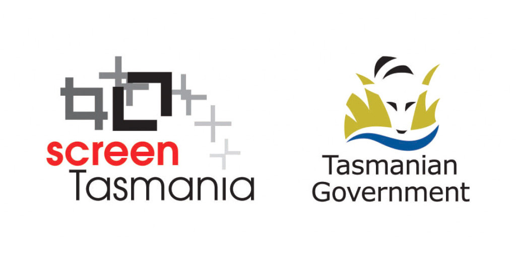 Screen Tasmania sponsor logo