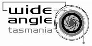 Wide Angle Tasmania logo
