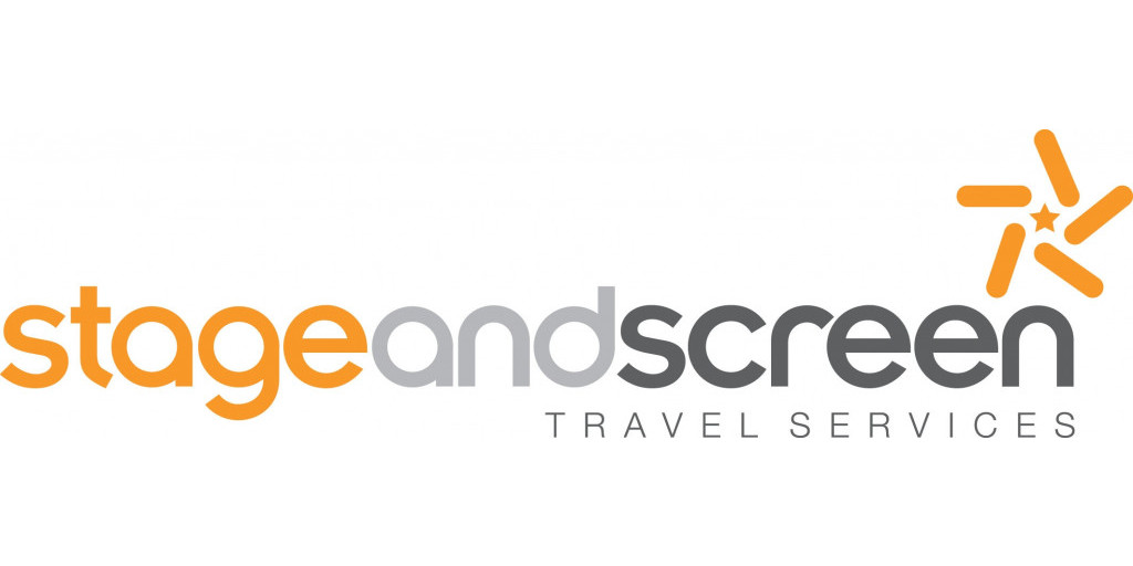 Stage & Screen sponsor logo