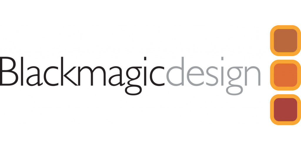 Black Magic Design sponsor logo