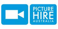 Picture Hire Australia logo