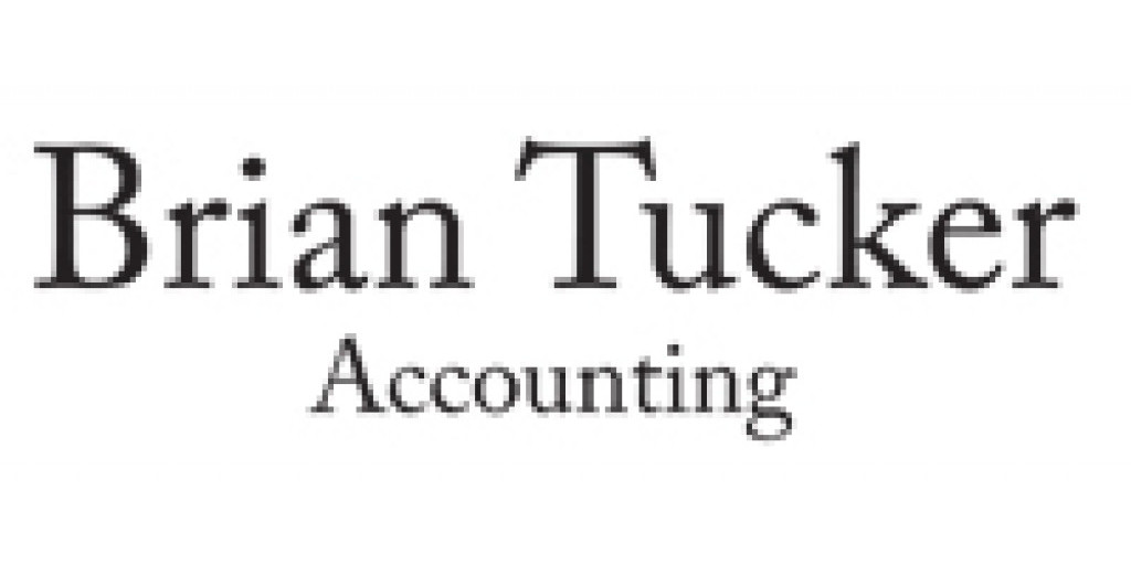 Brian Tucker Accounting sponsor logo